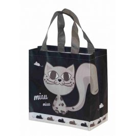 Kappus ECO taška KityKat černá