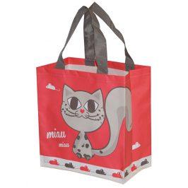 Kappus ECO taška KityKat růžová