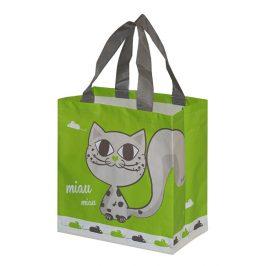 Kappus ECO taška KityKat zelená