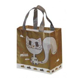 Kappus ECO taška KityKat zlatá