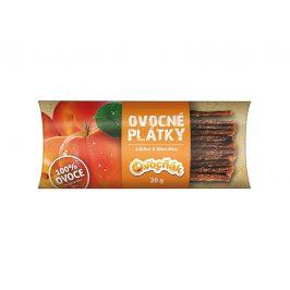 Ovocňák Ovocné plátky Jablko - meruňka 20 g