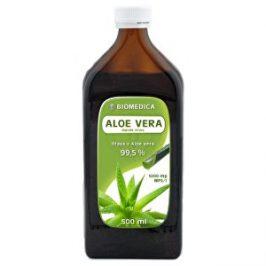 Biomedica Aloe vera šťáva 99.5% 500 ml