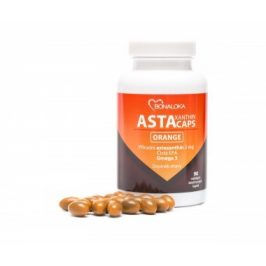 Bonaloka Astaxanthin Caps Orange 90 kapslí