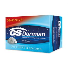GreenSwan GS Dormian 30 + 15 kapslí