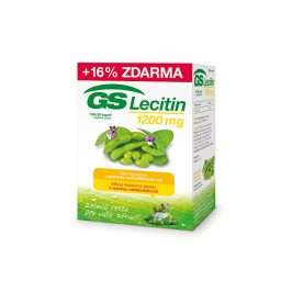 GreenSwan GS Lecitin 1200 mg 120 + 20 kapslí