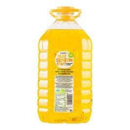 Country Life Olej slunečnicový na smažení a pečení BIO 5 litrů