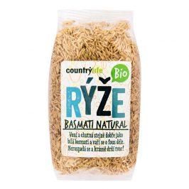 Country Life Rýže basmati natural BIO 0,5 kg