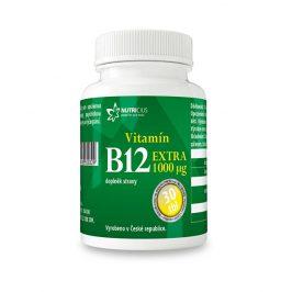 Nutricius Vitamín B12 EXTRA 30 tbl.