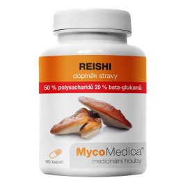 MycoMedica Reishi 90 kapslí