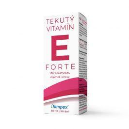 Olimpex s. r. o. Tekutý vitamín E FORTE 30 ml