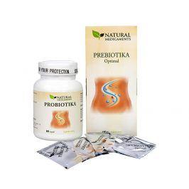 Natural Medicaments Probiotika + Prebiotika