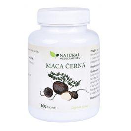 Natural Medicaments Maca černá 100 tob.