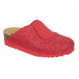 Scholl Zdravotní obuv YOLE - červená 42