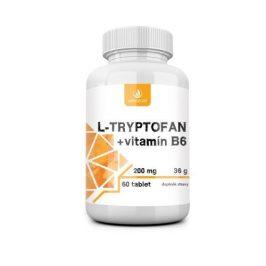 Allnature L-tryptofan + vitamín B6 60 tbl.