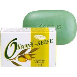 Kappus Toaletní mýdlo KAPPUS 50 g Olivové