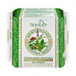 tianDe Dámské bylinné slipové vložky Nefritová svěžest - super tenké 25 ks