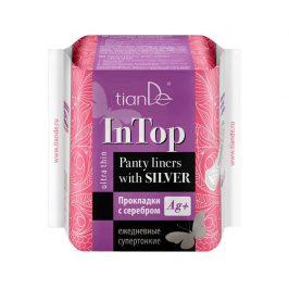 tianDe Dámské slipové vložky se stříbrem InTop 20 ks