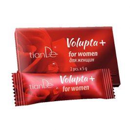 tianDe Volupta+ - intimní gel pro ženy 2x5 g