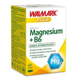 Walmark Magnesium+B6 60 tbl.