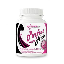 Nutricius Perfect HAIR new 100 tbl. + Betakaroten EXTRA 15 mg 30 tbl.
