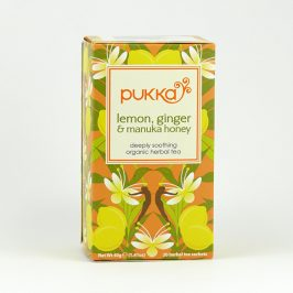 PUKKA Pukka Lemon, Ginger & Manuka Honey