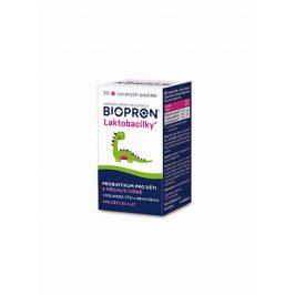 Biopron Biopron Laktobacílky 30 pastilek