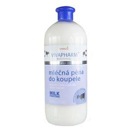 Vivapharm Koupelová pěna s kozím mlékem 1000 ml