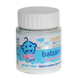 Vivapharm Balzám na rty s kozím mlékem KIDS 25 g