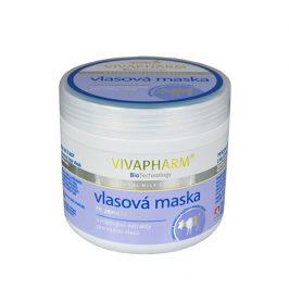 Vivapharm Regenerační vlasová maska s mléčnými extrakty 600ml