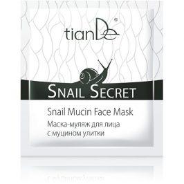 tianDe Maska na obličej s mucinem hlemýžďů 1 ks