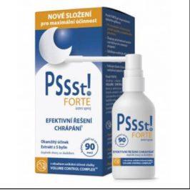 Simply You Pssst! FORTE ústní sprej proti chrápání 15 ml + 10 ml ZDARMA