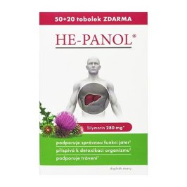 Simply You HE-PANOL 50 tablet + 20 ZDARMA