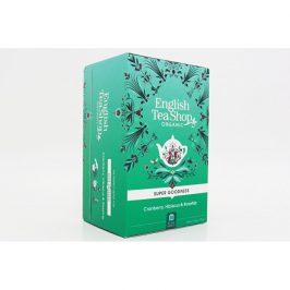 English Tea Shop Brusinka, ibišek a šípek 20 sáčků