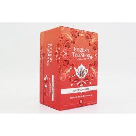 English Tea Shop Červená řepa, jablko a borůvka Super Veggie Tea 20 sáčků