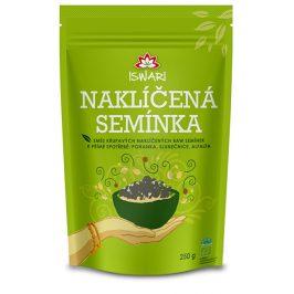 Iswari Naklíčená semínka - směs bio 250 g
