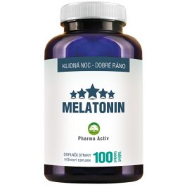 Pharma Activ Melatonin 100 tablet