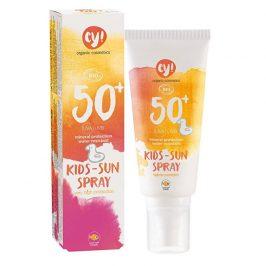Ey! Eco Cosmetics Opalovací krém ve spreji pro děti SPF 50+ BIO 100ml