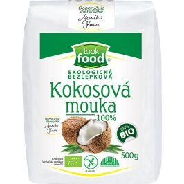 Look food s.r.o Ekologická bezlepková kokosová mouka 100% 500 g BIO