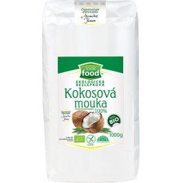 Look food s.r.o Ekologická bezlepková kokosová mouka 100% 1000g BIO