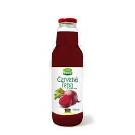Look food s.r.o Šťáva z červené řepy 750 ml