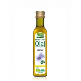 Look food s.r.o Olej lněný 100% 250 ml BIO