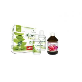 Pharma Activ AloeVeraLife aloe 99.7% 1+1 1000 ml + Cranvita 500 ml