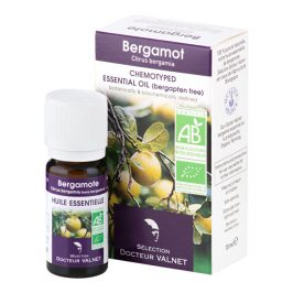 Docteur Valnet Éterický olej bergamot 10 ml BIO