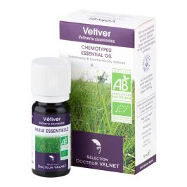 Docteur Valnet Éterický olej vetiver 10 ml BIO