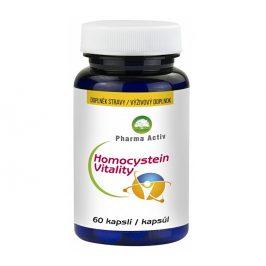 Pharma Activ Homocystein Vitality 60 kapslí
