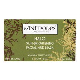 Antipodes Maska pleťová rozjasňující s jílem HALO 75 g