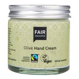 FAIR SQUARED Krém na ruce s olivovým olejem 50 ml ZWP