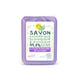 Cigale BIO Mýdlo s levandulovým esenciálním olejem 100 g