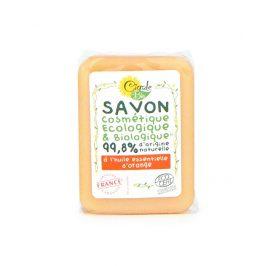 Cigale BIO Mýdlo s pomerančovým esenciálním olejem 100 g