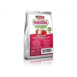 LeGracie Kokosové chipsy Nabíječka jahoda a malina 40g